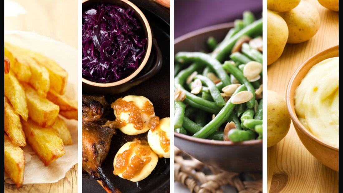Kombinieren Sie Lebensmittel für bessere Wertigkeit