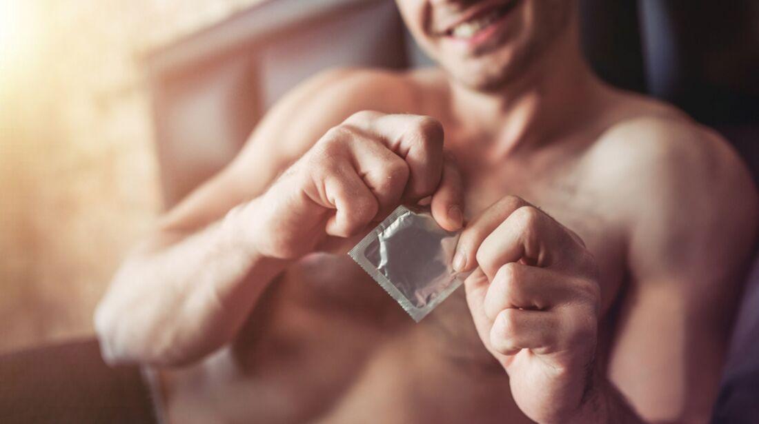 Kondom richtig überziehen: So geht's!
