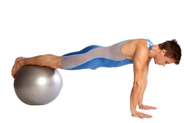 Kraft-Workout für Schwimmer