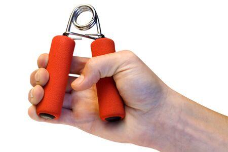 Kraft in den Fingern: Dreimal in der Woche üben