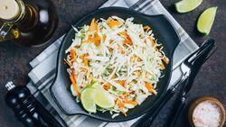Krautsalat im Vergleich
