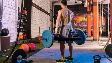 Kreuzheben: Darum sollten Sie häufiger mit der Trap-Bar trainieren