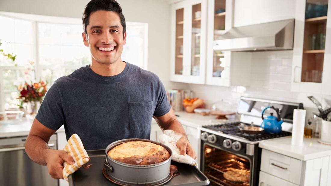 Kuchen & Co können auch gesund sein