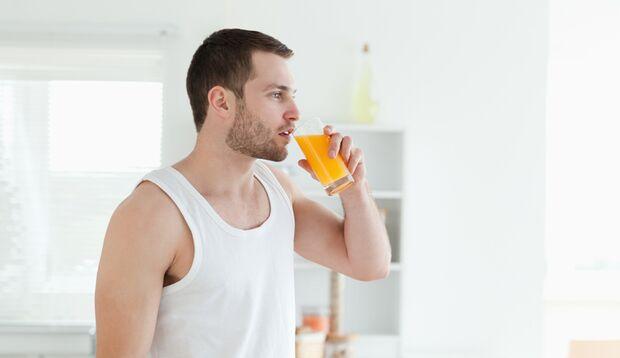 Künstliche Vitamine in Ihrem A-C-E-Saft können Sie sogar krank machen