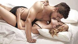 Lachen macht Lust auf Sex