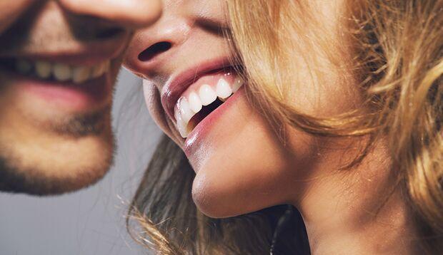 Lachen macht Lust auf mehr