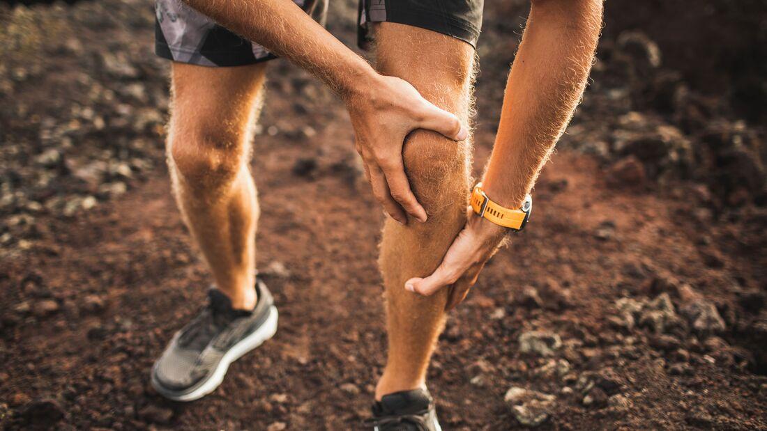 Läuferknie werden Knieschmerzen bei Läufern häufig genannt.