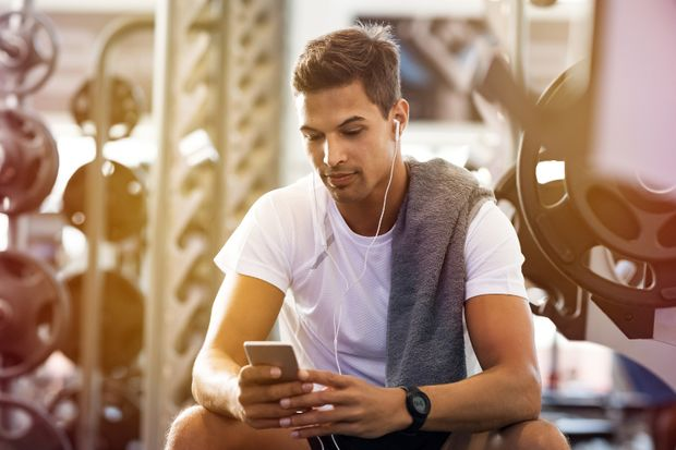 Lange Pausen ruinieren den Muskelaufbau