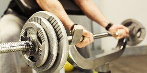 Langhanteln für mehr Muskelwachstum