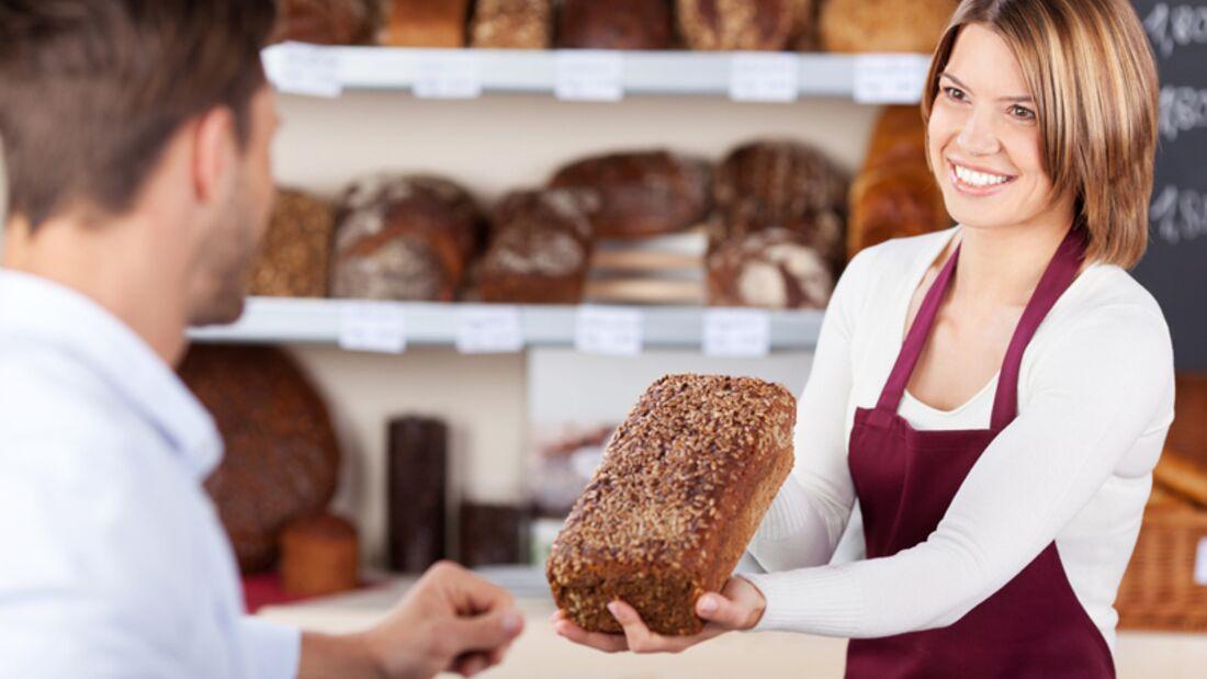 Lassen Sie das Eiweißbrot lieber beim Bäcker