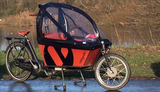 Lastenräder für Kinder im Fahrtest: Backfiets.nl