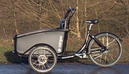 Lastenräder für Kinder im Fahrtest: Cargoo