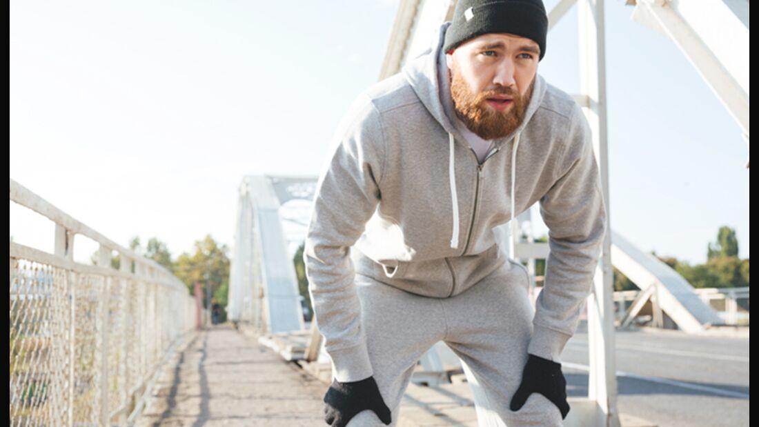 Laufen ist ein echter Fatburner