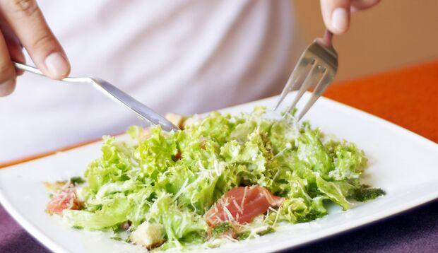 Lebensmittel mit einer hohen Nährstoffdichte sind gut für das Training