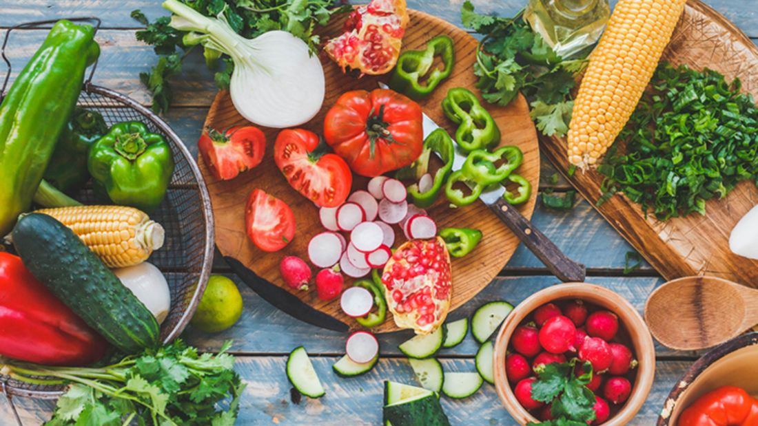 Lebensmittel mit geringer Energiedichte machen satt und gleichzeit schlank