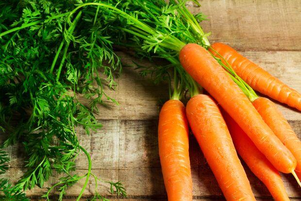 Lebensmittel zum Abnehmen: Karotten