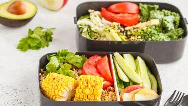 Lecker und gesund: Meal Prep-Rezepte
