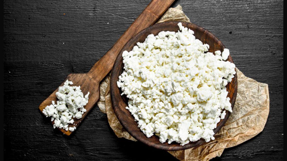 Lecker und leicht: Unsere besten Hüttenkäse-Rezepte