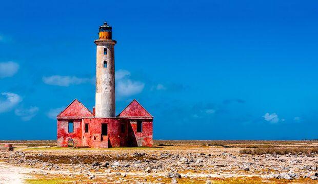 Leuchtturm Little Curacao