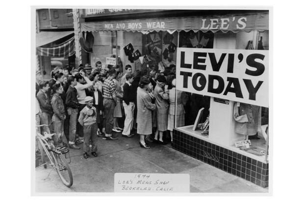 Levi's Store 1944