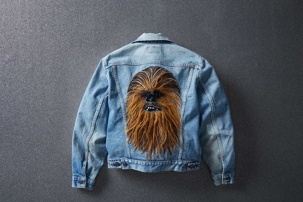 Levi's Trucker Jacket Chewbacca