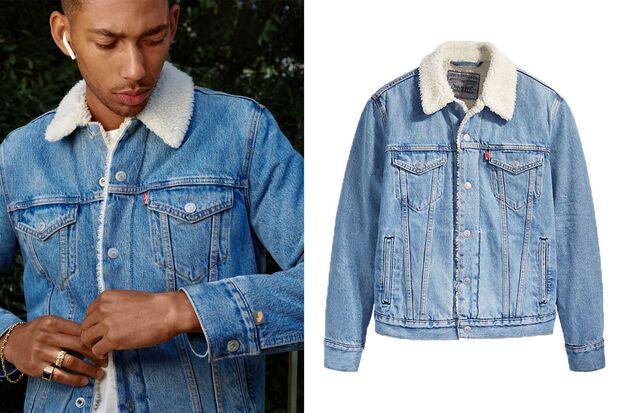 Levi's Trucker Jacket Google Jacquard