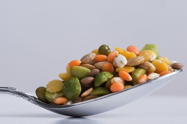 Linsen enthalten viele gesunde Ballaststoffe
