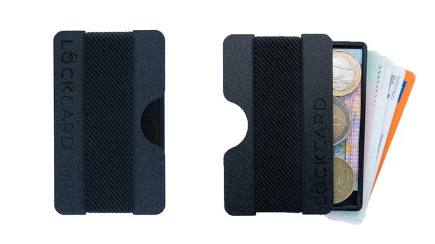 Lockcard Wallet
