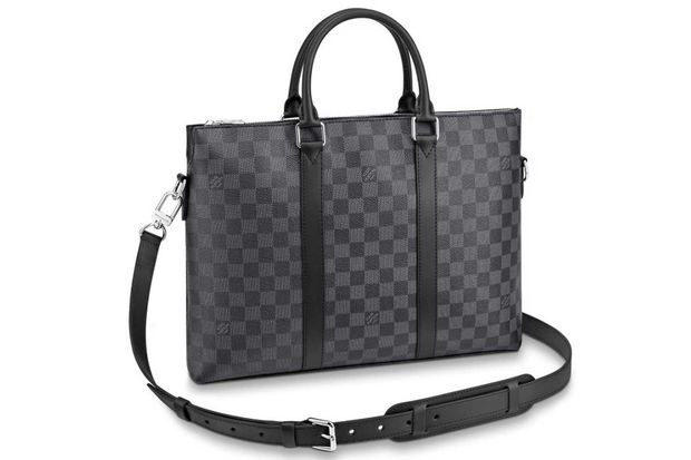 Lousi Vuitton Anton Briefcase