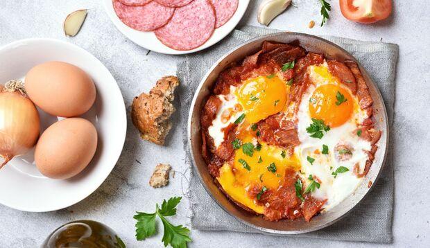Low Carb-Rezepte fürs Frühstück