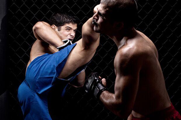MMA ist kein Sport für Memmen