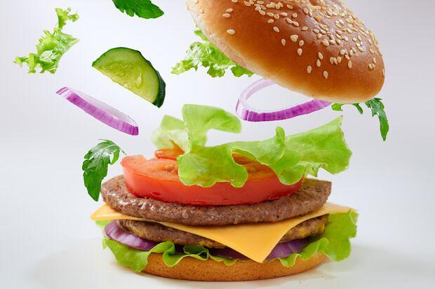 Machen Sie sich Ihr Fast Food selbst