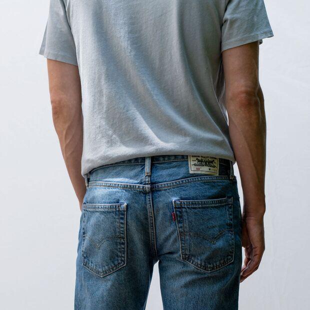 Macht schlanker: Das Shirt in die Hose stecken