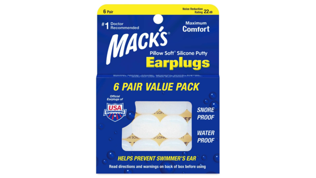 Mack's Ohrstöpsel