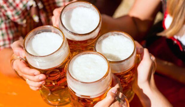 Männerbrüste durch Bier?