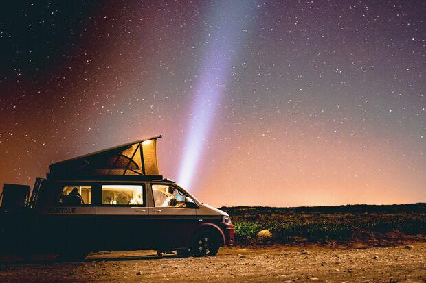 Magische Momente sind bei Van-Abenteuern vorprogrammiert