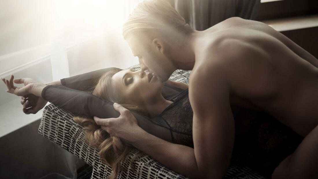 Manchmal kommt Sex plötzlicher als Man(n) denkt