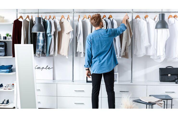 Kleiderschrank ausmisten leicht gemacht