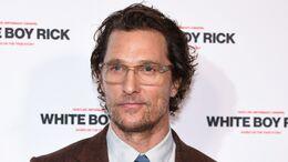 Matthew McConaughey Frisur