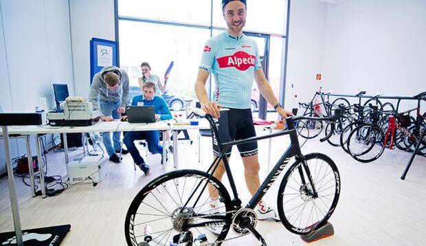 Max Immer: per Bike-Fitting optimal vorbereitet zur Tour