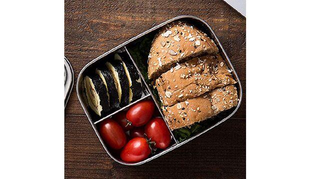 Meal-Prep-Boxen Edelstahl