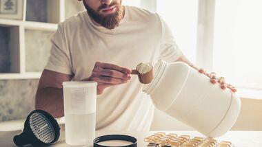 Mega Muskelberge, weniger Fett und mehr Energie – die Vorteile von BCAA sind in aller Munde