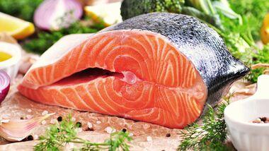 Mehr Fisch auf den Tisch mit Lachs-Rezepte