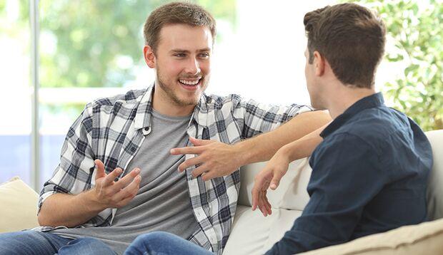 Meinungsverschiedenheiten gehören zum Leben – auch in einer Freundschaft