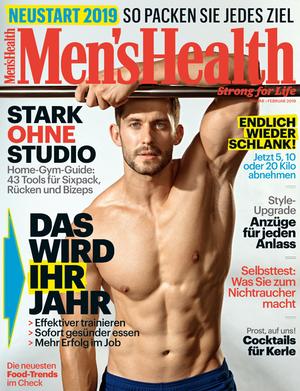Men's Health: Das neue Heft ist da!