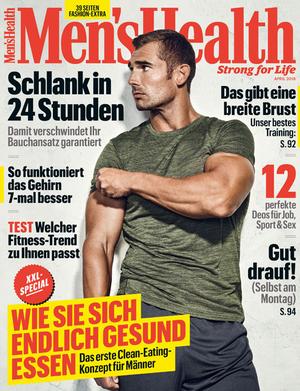Men's Health: Das neues Heft ist da!