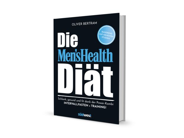Men's Health Diät - Buch Cover