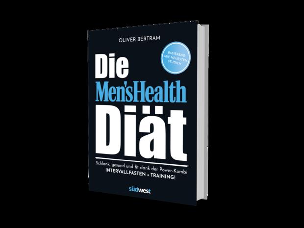 Men's Health Diät - Buch Cover