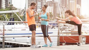 Men's Health testet Fitness-Tracker