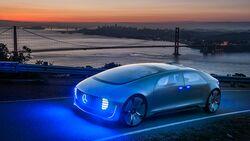 Mercedes setzt auf Elektro-Autos